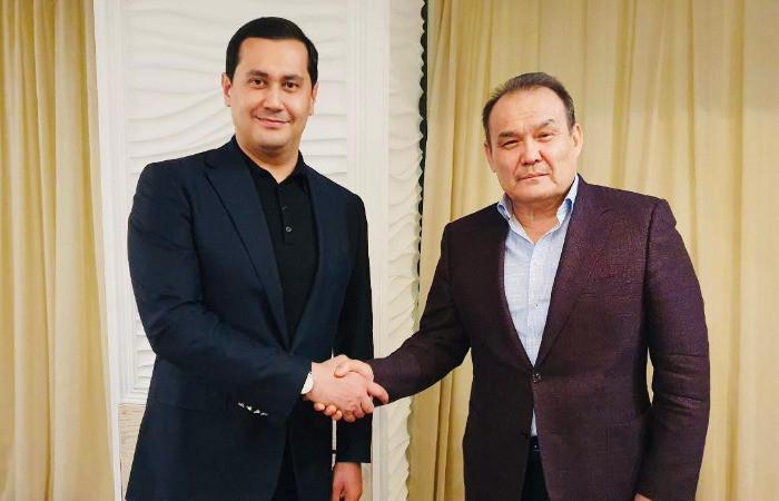 Türk Konseyi Genel Sekreteri Baghdad Amreyev