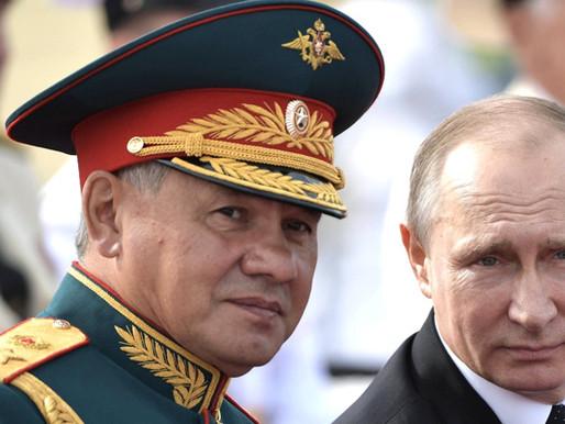 Şoygu: Rus ordusu Suriye'de 320'den fazla silah test etti
