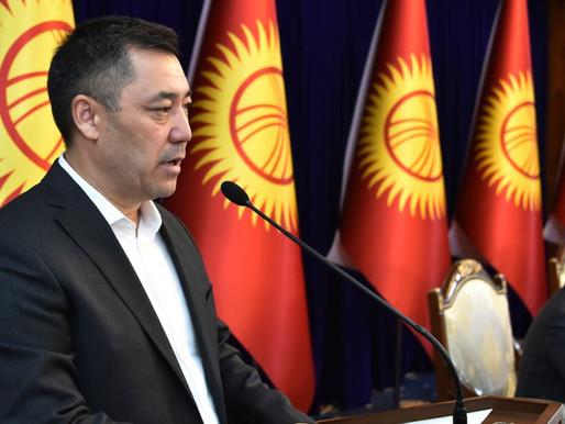 Türk Konseyinden Kırgızistan'a Tebrik