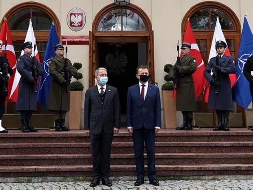 Polonya, Türkiye'den Yeni Silah Sistemi Alacak