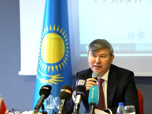Kazakistan'da İş Fırsatları
