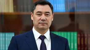 Sadır Japarov, Türkmenistan ve Tacikistan ile görüşecek