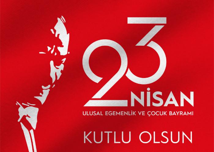 Türk Keneşi'nden 23 Nisan Tebriği