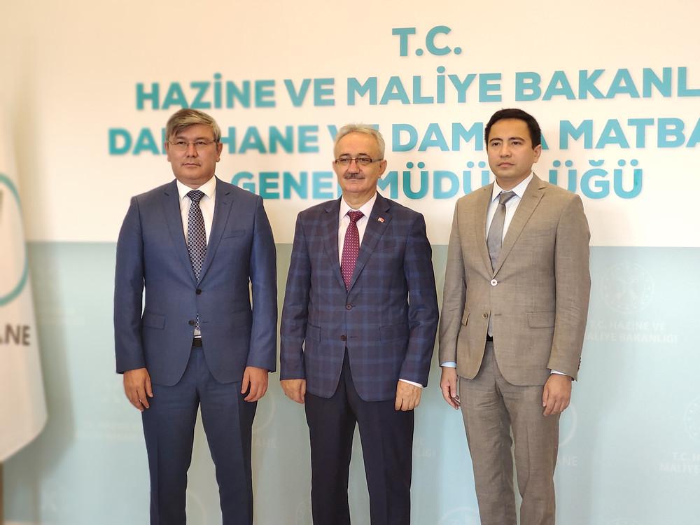 Abzal Saparbekuly, Abdullah Yasir Şahin, Alim Bayel