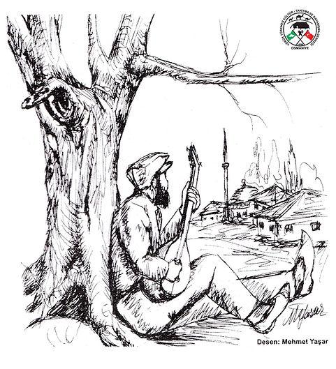 Kirmen Dergisi, Osmaniye Yörükleri, Türkmen, Tuvart.com