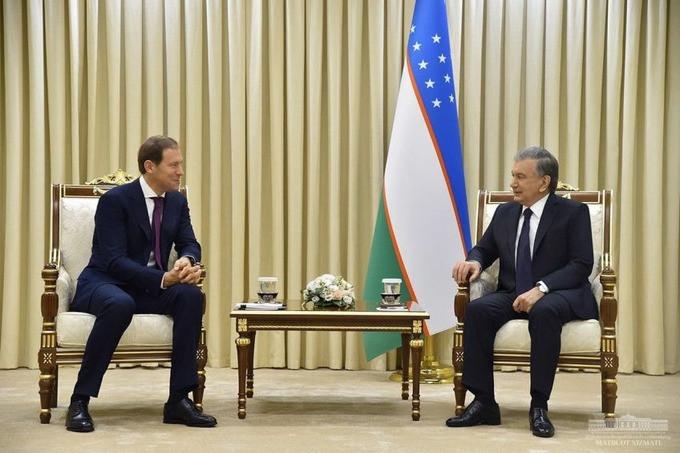 Fotoğraf: Özbekistan Cumhurbaşkanlığı Basın Servisi