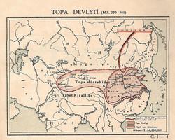 Topa Devleti (MS 270-581)
