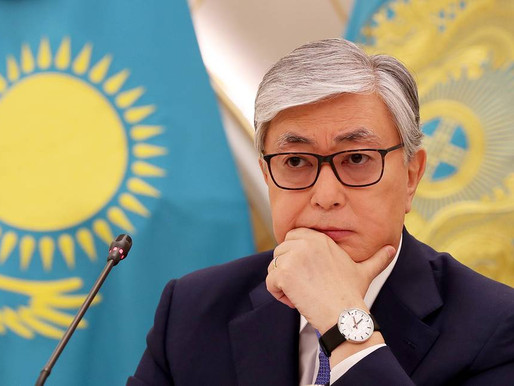Tokayev, Tarım Bakanını görevden aldı