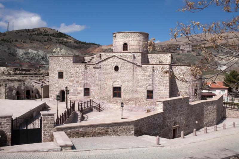 dünyadaki ilk kilise Konya'da