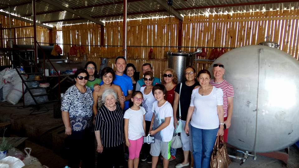 Lisinia Ziyaretçileri