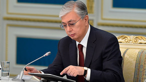 Tokayev'den Paşinyan'a tebrik mektubu
