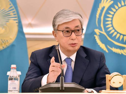 Tokayev: Kazak toprakları asla satılmayacak!