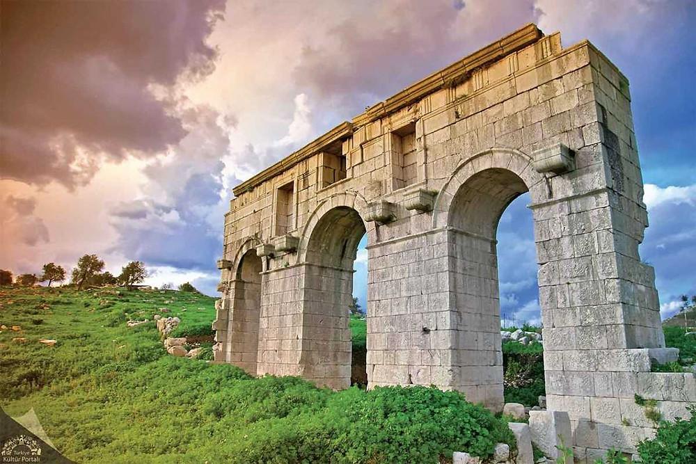 Fotoğraf Kaynak : Türkiye Kültür Portalı, Patara Antik Kenti