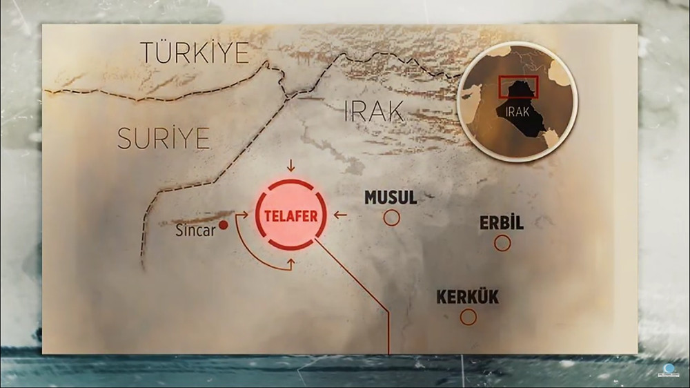 Telafer Irak Türkleri