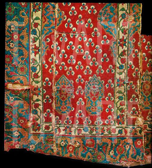 uşak halısı, uşak kilimi, selimiye cami, seccade, türk sanatı