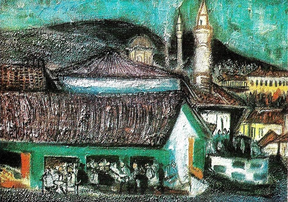 Eren Eyüboğlu - köy