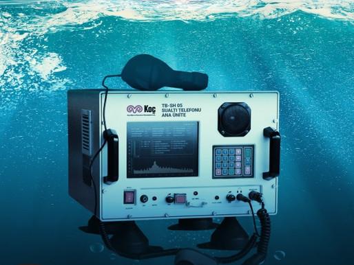Koç'tan Su Altı Telefonu