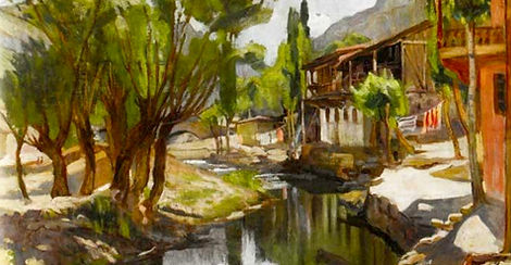 hikmet onat, türk ressamı, türk resim sanatı