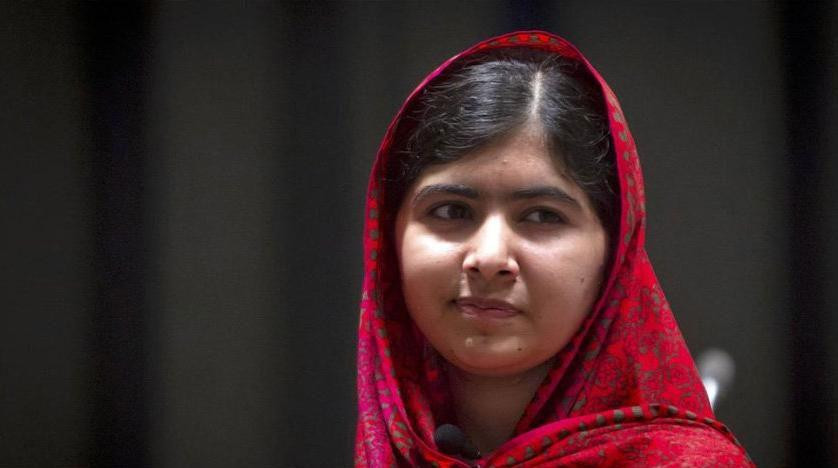 Pakistanlı Aktivist Malala Yusufzay (Reuters-Arşiv)