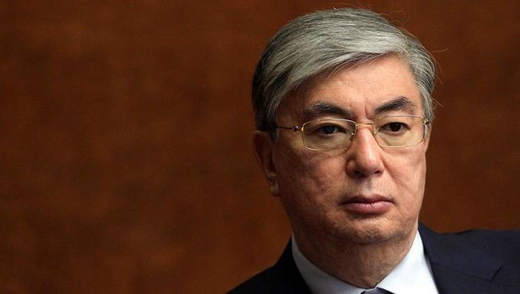 Kazakistan Devlet Başkanı Cömert Tokayev
