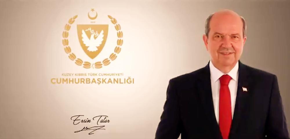 KKTC Cumhurbaşkanı Ersin Tatar