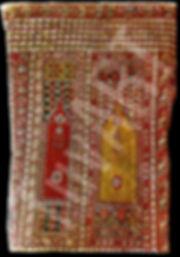 seccade, saf seccade, Türk halısı, Türk kilimi