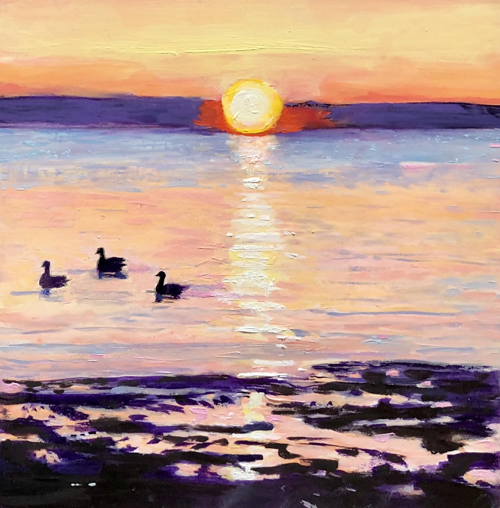 Plymouth Sunrise