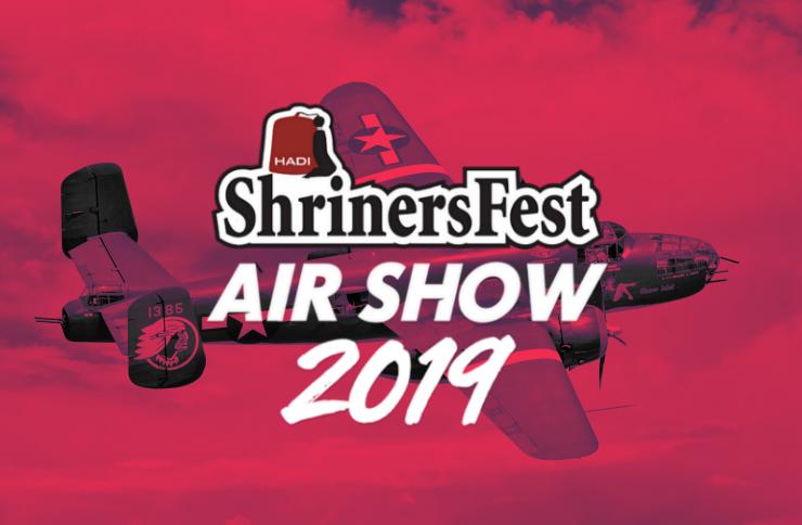 2019 Evansville ShrinersFest & Air Show