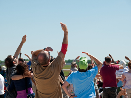 Top 10 Air Show Tips for Families
