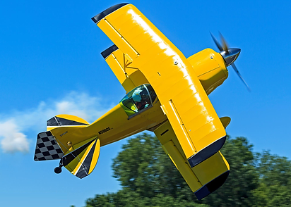Bob Richards Pitts Special