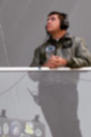 Luke Carrico, Air Show Announcer