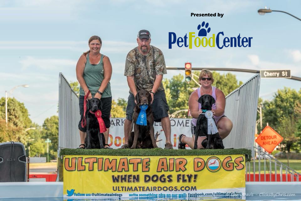 Ultimate Air Dogs presented by Pet Food Center Returns