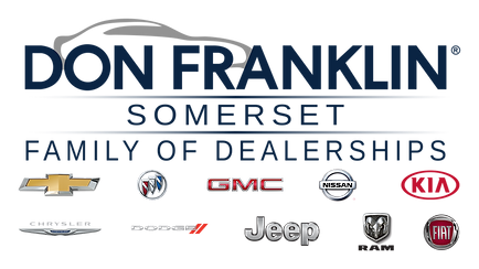 Presented by Don Franklin Somerset Family of Dealerships