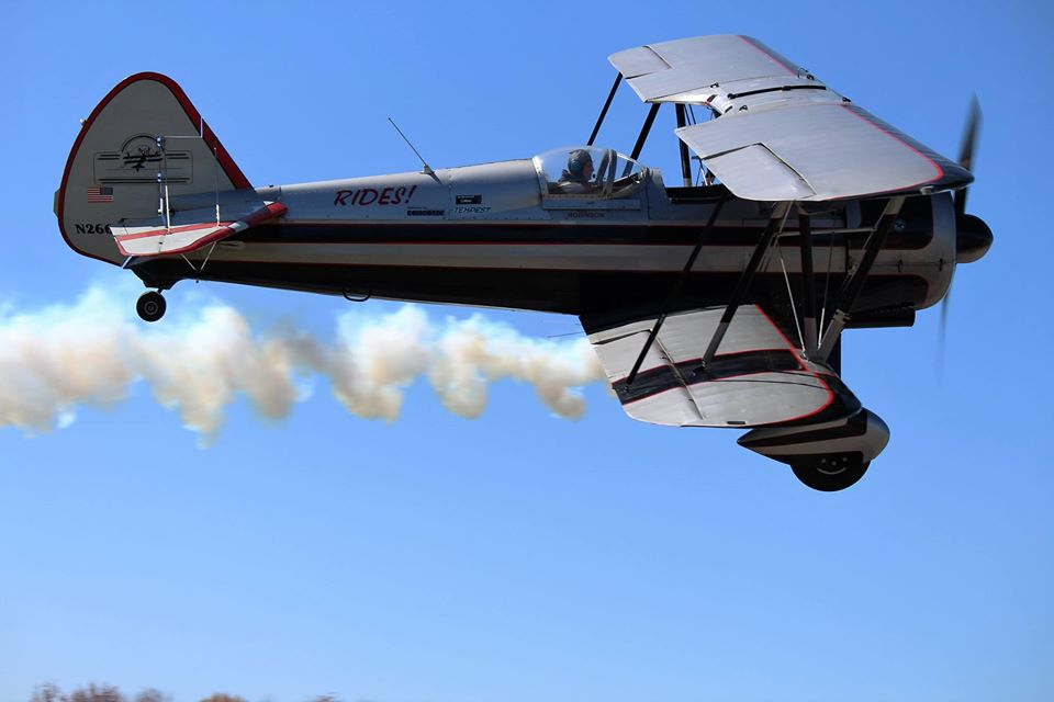 500HP Super Stearman