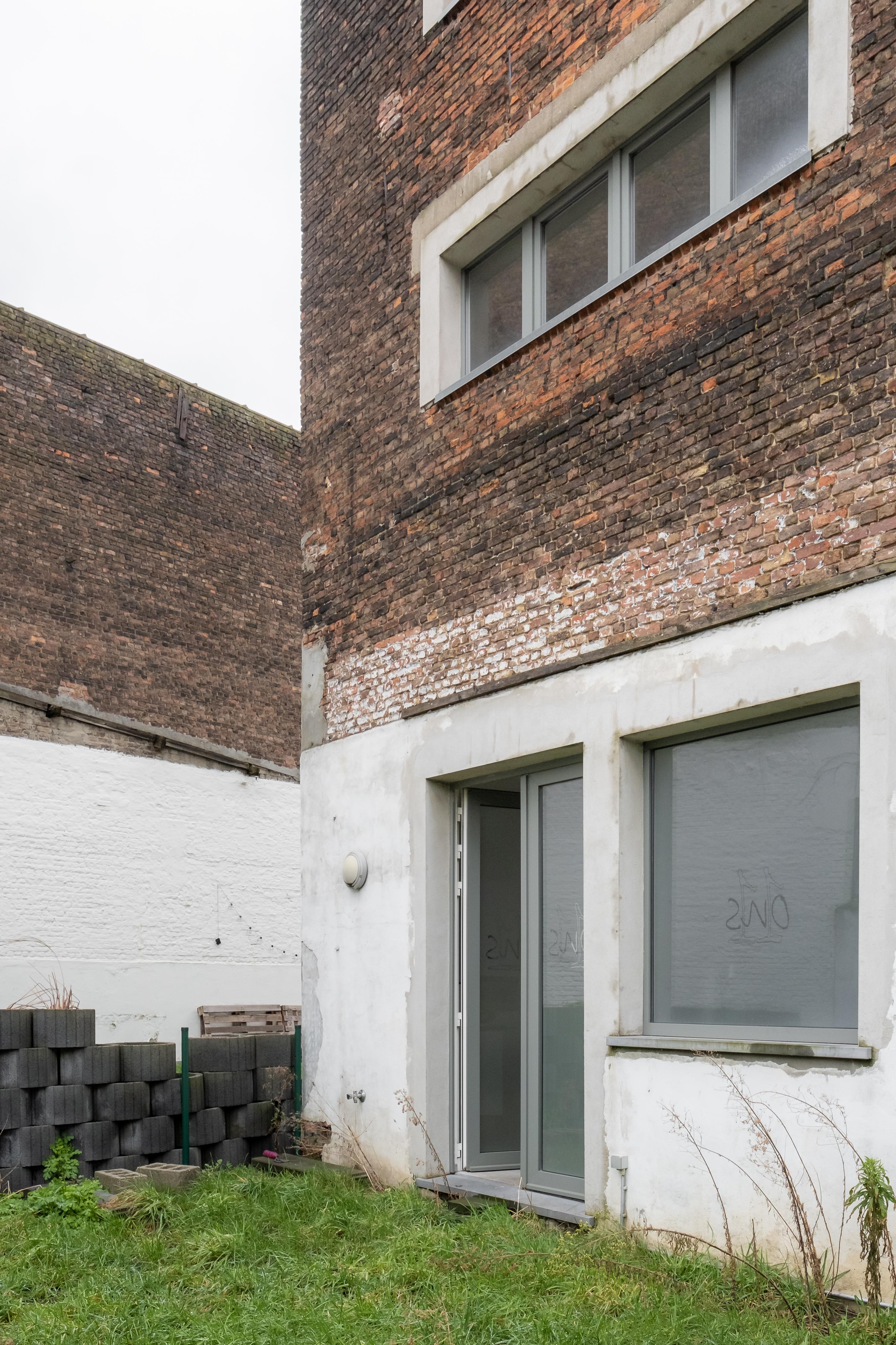 Jan Van Beersstraat 4 atelier