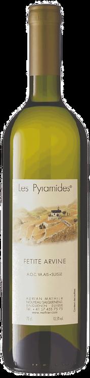 Petite Arvine Les Pyramides AOC VS