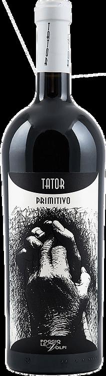 "TATOR Primitivo Salento IGP ""Barrique"""