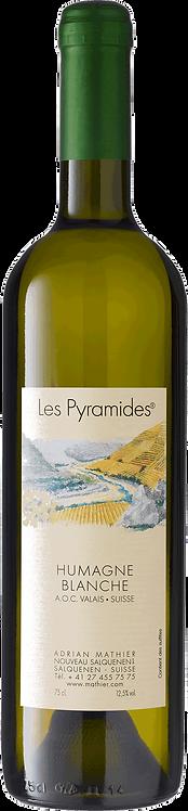Humagne Blanche Les Pyramides AOC VS