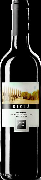 """DIGIA Toscana Rosso IGT """"Barrique"""""""