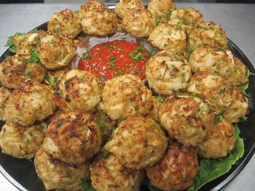 Cast Iron Crab Cakes