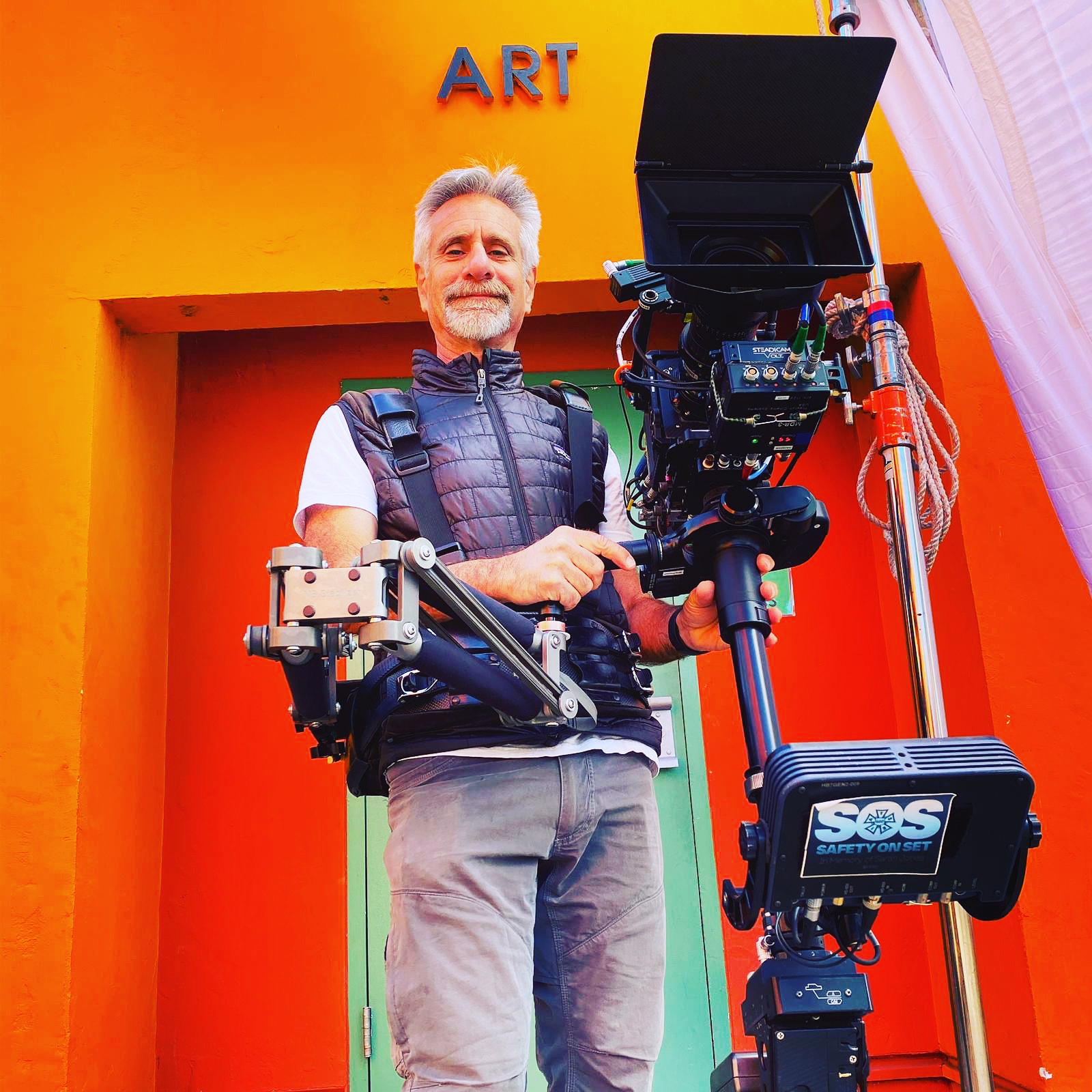 Lawrence Karman Steadicam