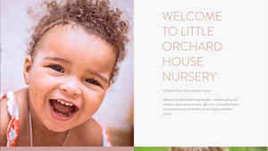 Little Orchard House Nursery