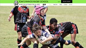 Tom's Rhinos Rugby School