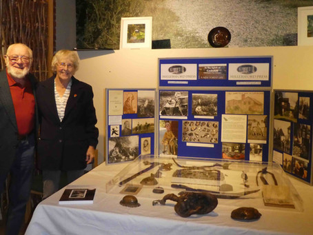 Carvings on show for the first time since the 1930s