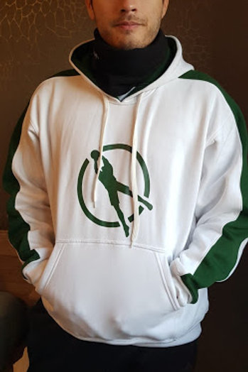 Limited Edition ARS Hoodie White/Green