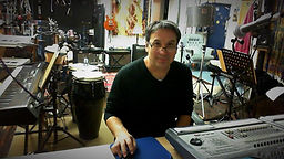 Phil Graves, Dove Recording Studio - Ipswich