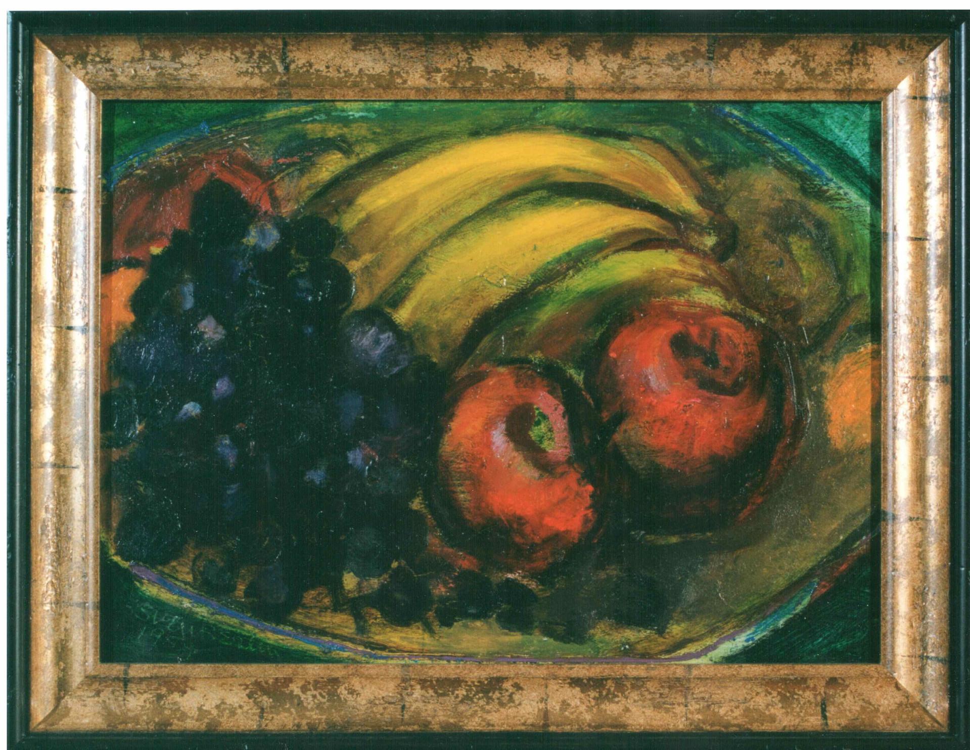 Sven Berlin - Still Life with Grapes