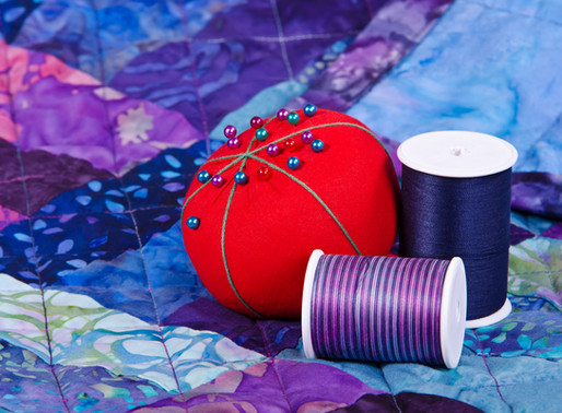 Colorful Quilting
