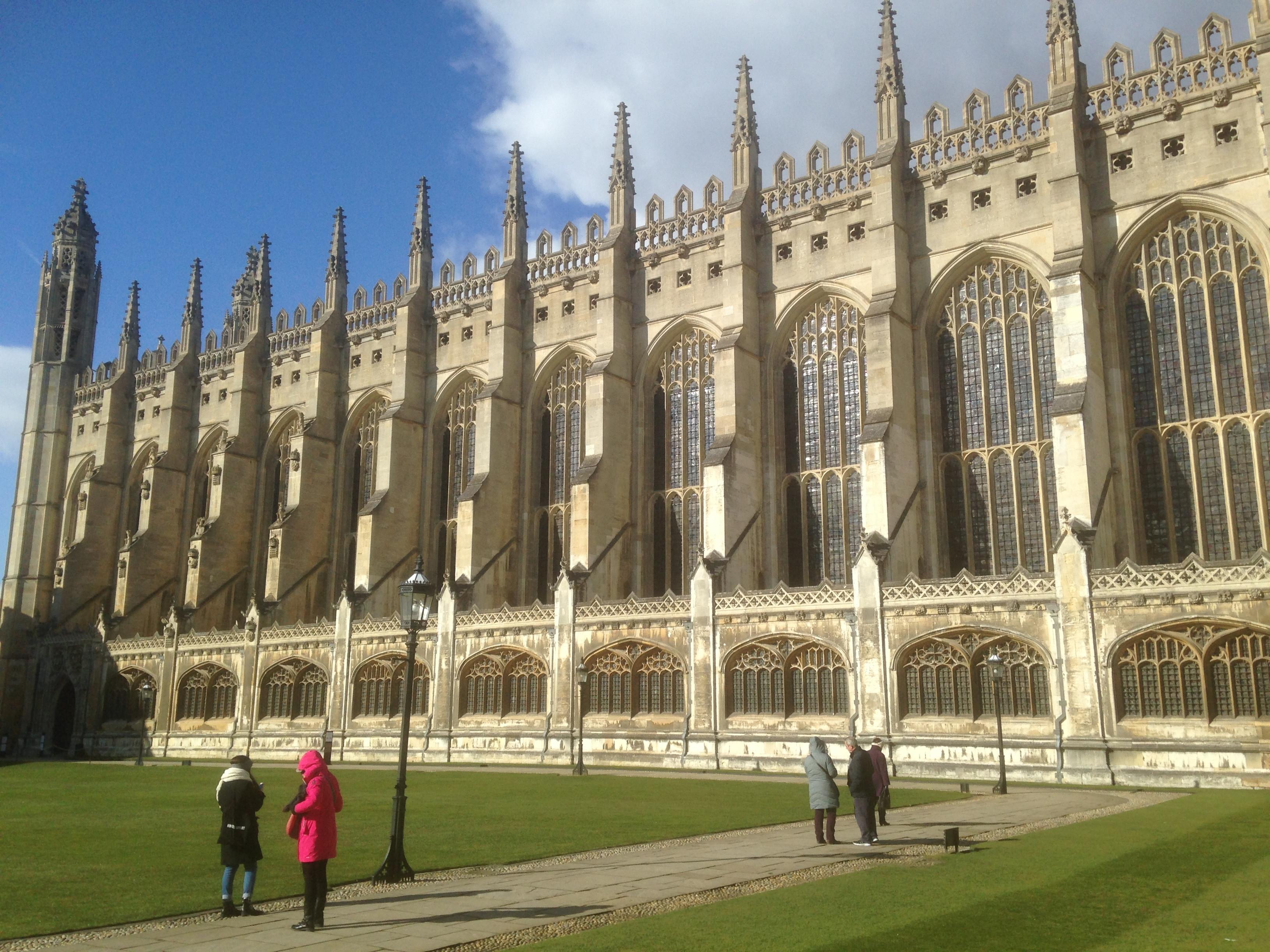 Mindfulness at Cambridge Uni Course