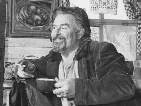 Sven Berlin Biography